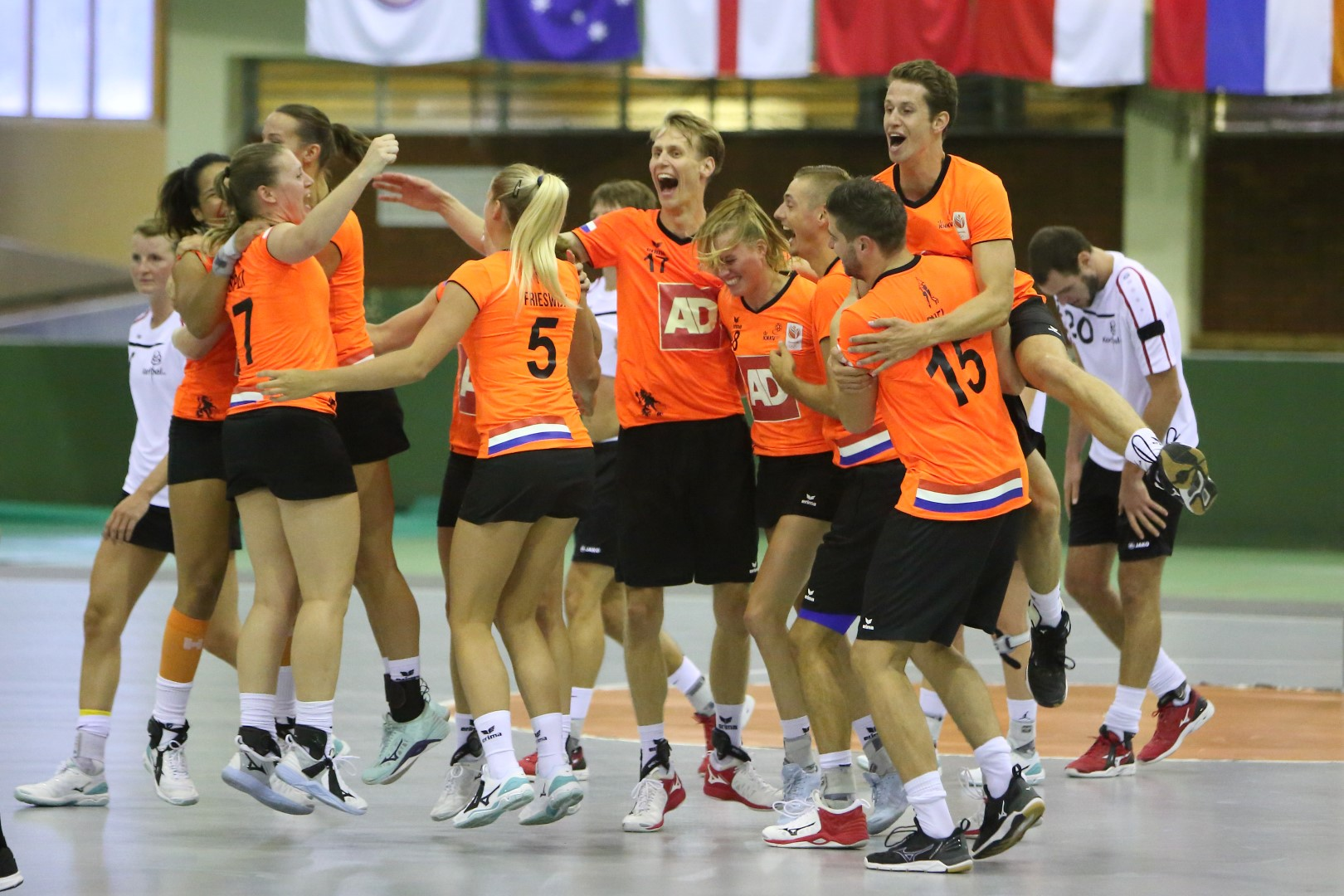 This is Korfball Tour Summer Edition